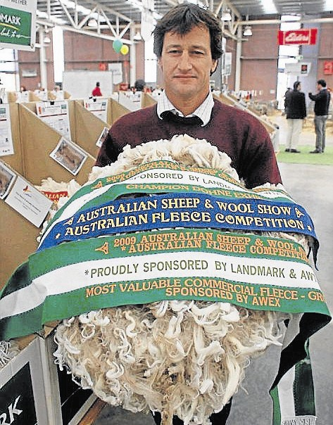 2009 Australian Fleece Competition