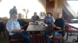 Meeting in Chile Nov 2015